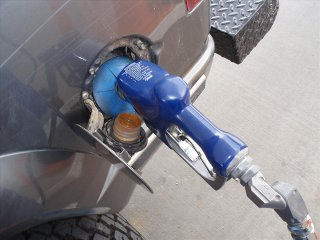 Driveline gives some advice about keeping gas tank full